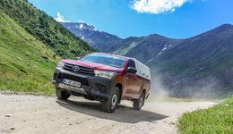 Toyota Hilux Single Cab Roadtrip
