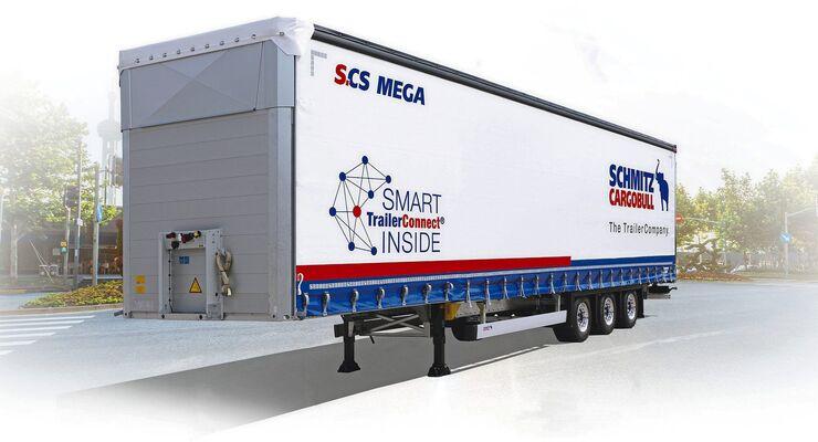 TrailerConnect von Cargobull Telematics