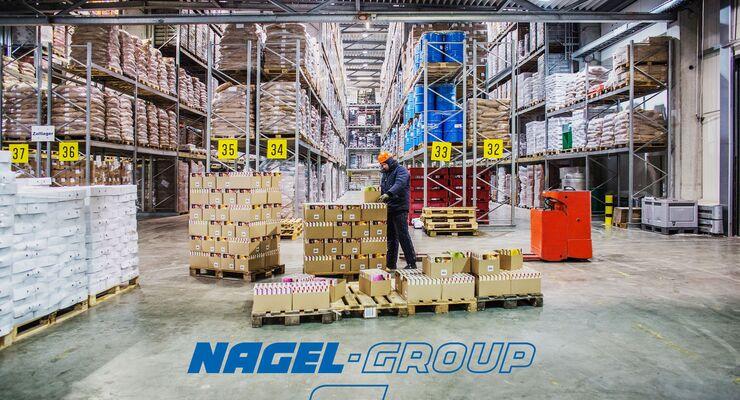 Transthermos erhält Markenauftritt der Nagel-Group