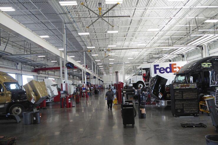 Transwest Werkstatt Denver
