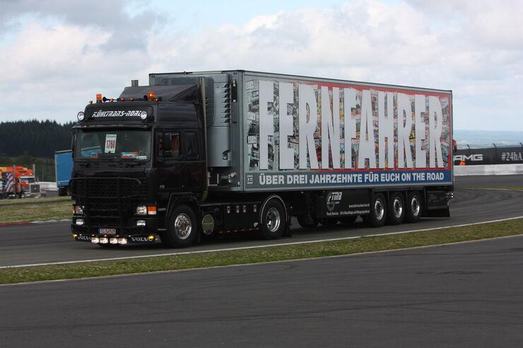 Truck Grand Prix 2016 - Korso