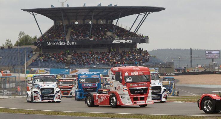 Truck Grand Prix 2018 Der Ticket Vorverkauf Startet Eurotransport