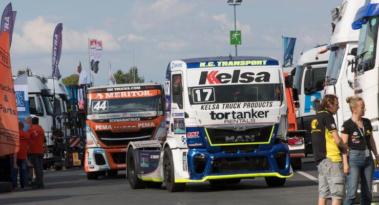 Truck-Grand-Prix 2018 Rennen 2 ETRC