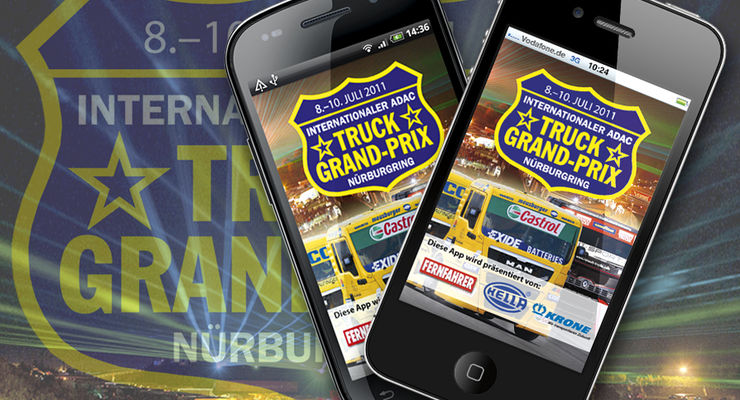 Truck-Grand-Prix, App, iPhone, Apple, Android, Samsung, Nexus, Truck Race