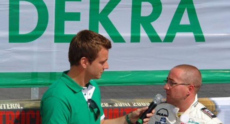 Truck Grand Prix: Jochen Hahn siegt auf MAN