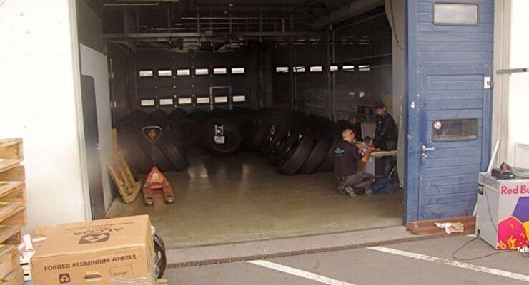 Truck-Grand-Prix, Truck Race, Lkw, Reifen, Reifenlotterie
