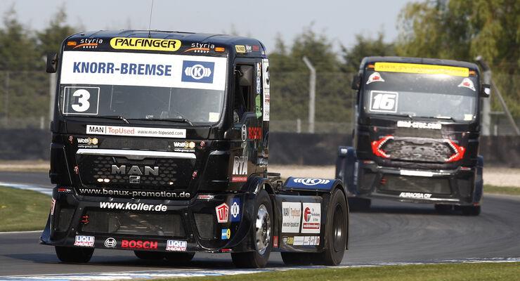 Truck Race Donington