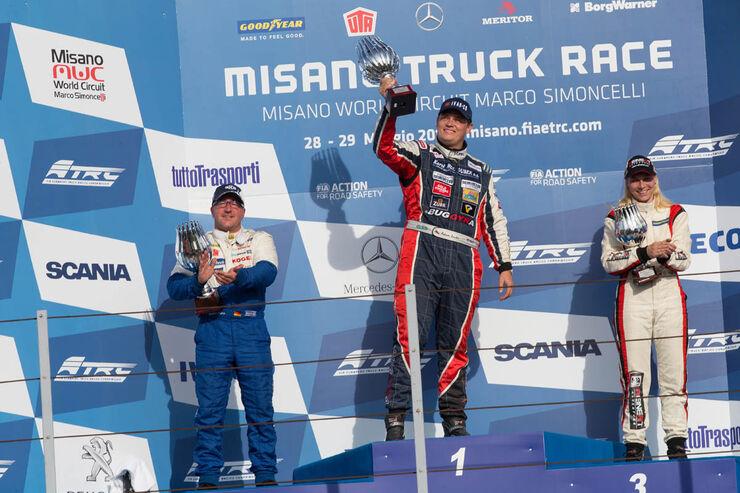 Truck Race, EM, 2016, Misano