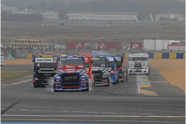 Truck Race Le Mans 2009