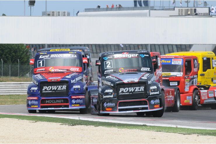 Truck Race Misano
