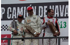 Truck Race Navarra erstes Rennen