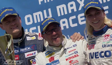 Truck Race Slovakiaring