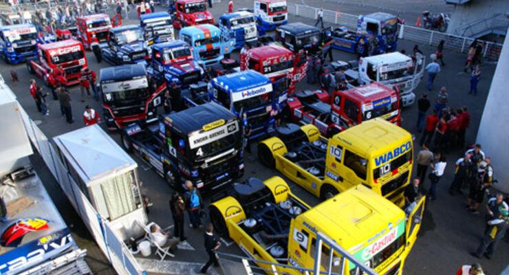Truck-Race Teilnehmer 2010