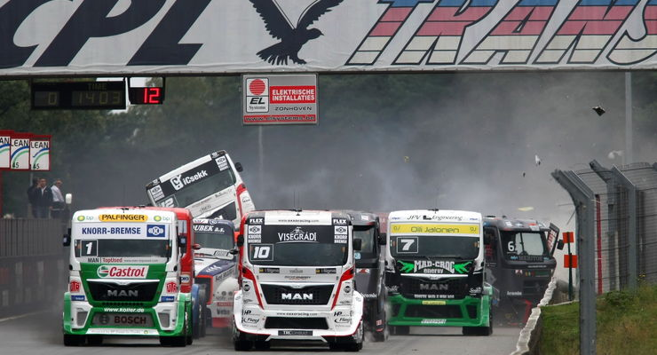 Truck Race Zolder 2013