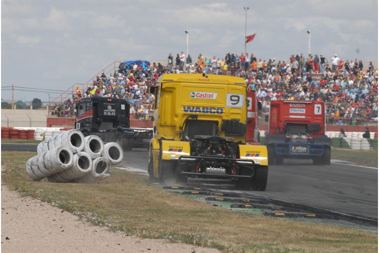 Truck Race in Albacete 2009