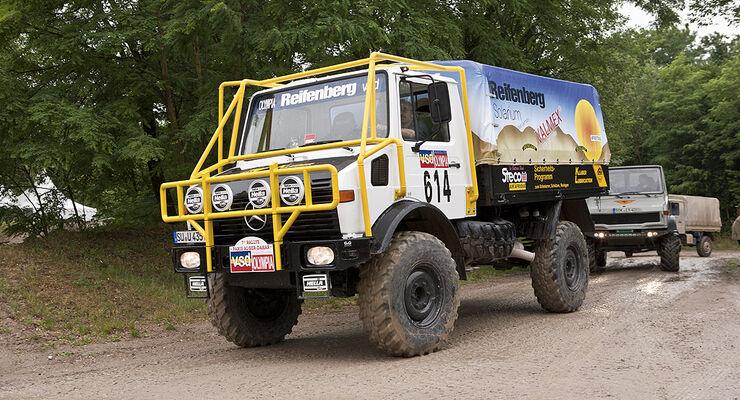 Truck Rallye