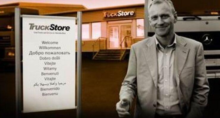 Truck Store bietet europaweite Garantie