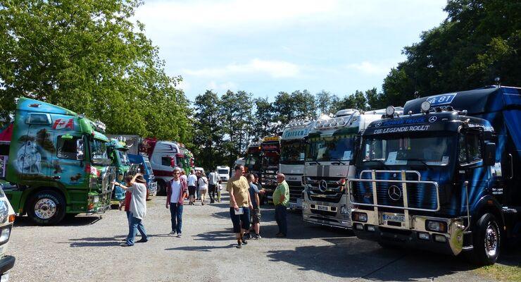 Truck-Treff Kaunitz 2014