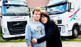 Truckerpaar Fritsche