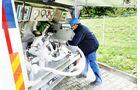 Truckjobs Stickstoff
