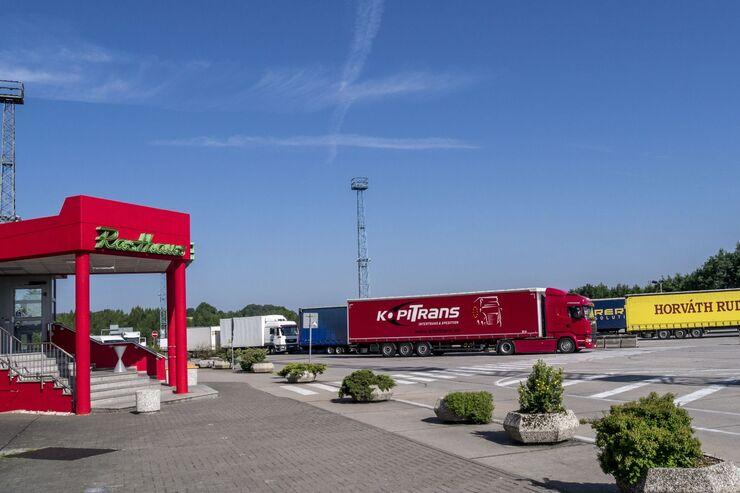 Truckstop-Autohof Eisenach