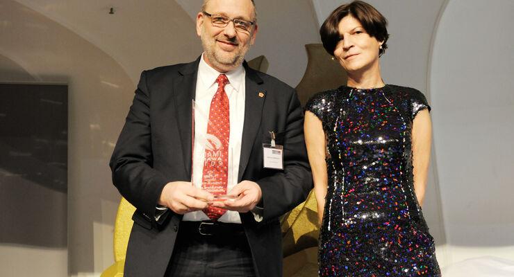 Übergabe, Award, Helmut, Lanfermann, UTA, Birgit, Bauer, VR