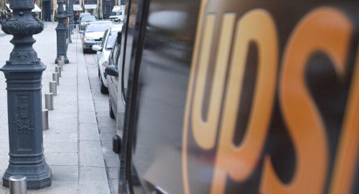 UPS auf Partnersuche