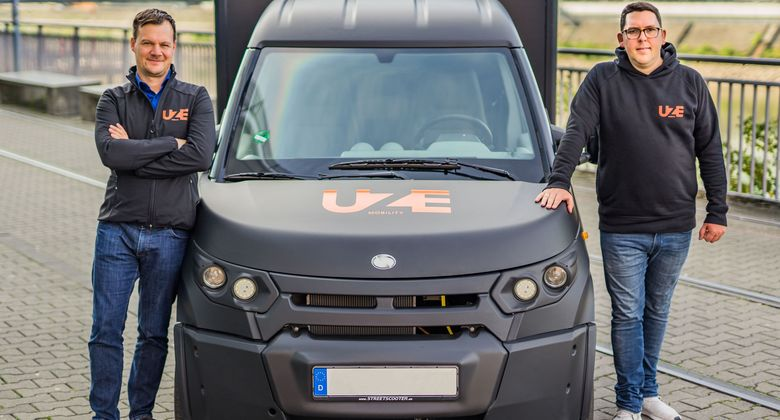 UZE_Streetscooter, UZE Mobility