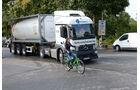 Unfälle mit Fahrradfahrern