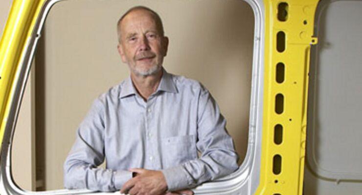 Unfallforscher Lennart Svenson