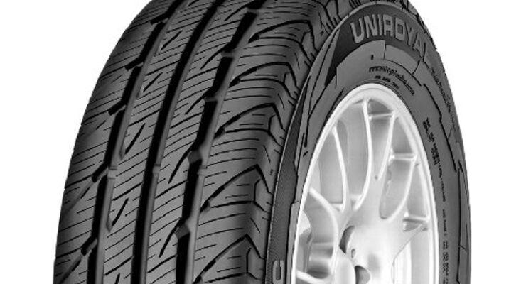 Uniroyal präsentiert den Rain Max 2