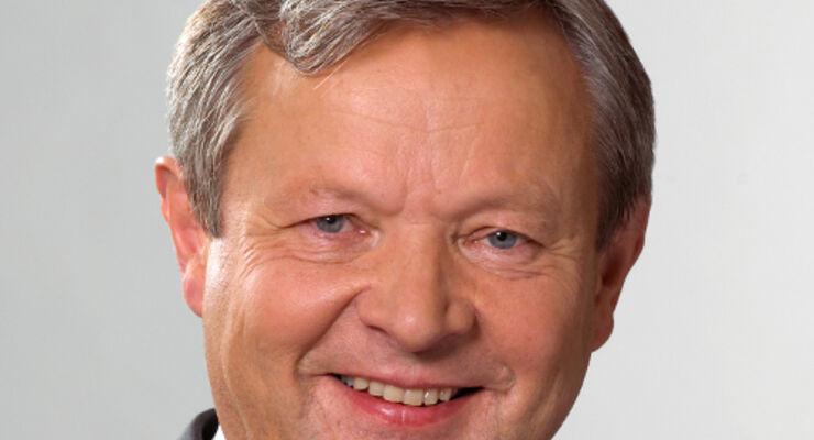 VDA-Geschäftsführer Schmidt im Ruhestand