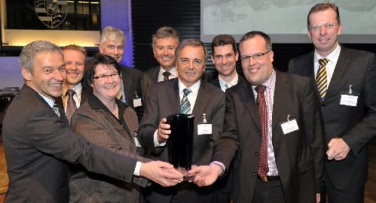 VDA Logistik Award geht an ZF