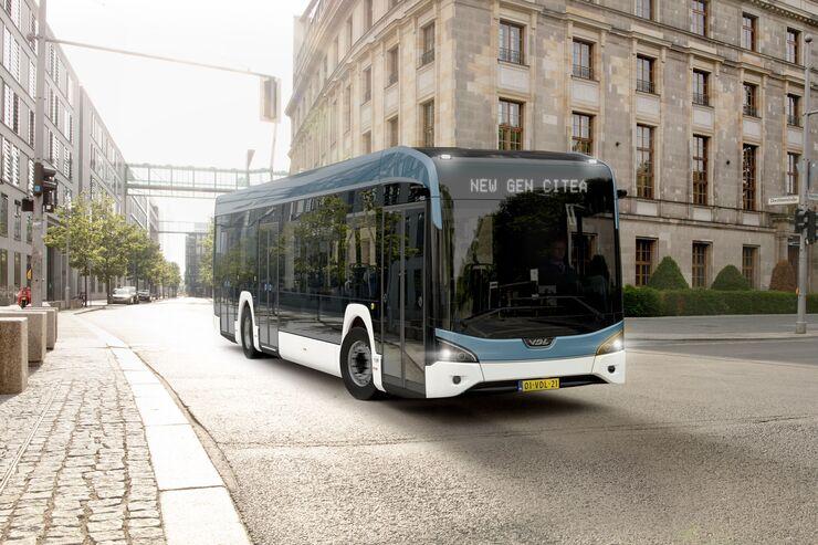 VDL Citea Stadtbus 2021