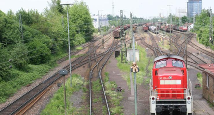VDV fordert Schienen-Investitionen