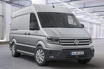 VW Crafter (Leserwahl 2018)
