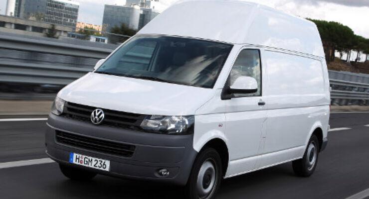 VW-Nutzfahrzeuge kostenlos inspizieren