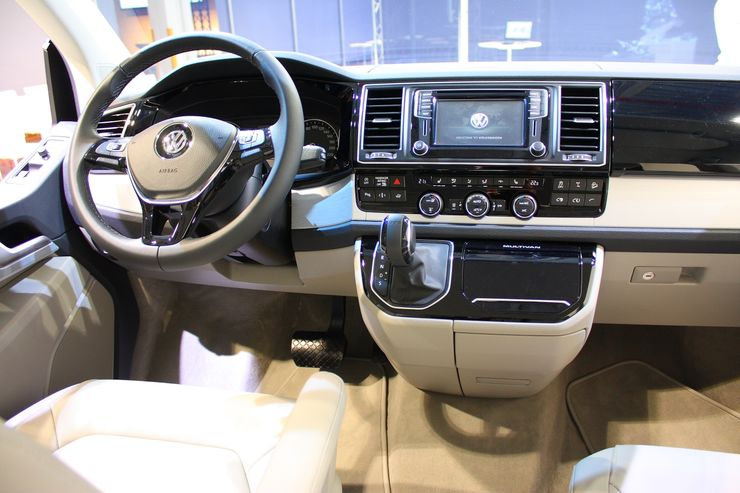 VW T6 Innenraum