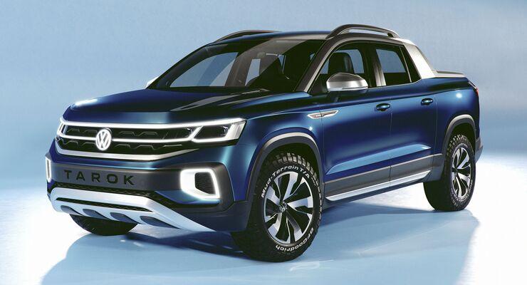 VW Tarok Concept