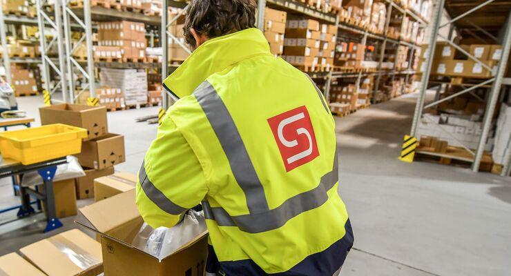 Value Added Services bei Sievert Logistik