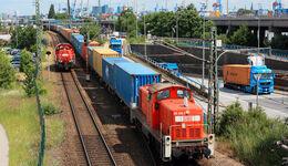 Verlader und Logistikdienstleister