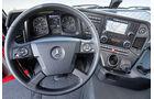 Verteiler-Lkw von Mercedes, Antos, Kabine