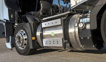 Volvo FH 460 LNG Dual Fuel