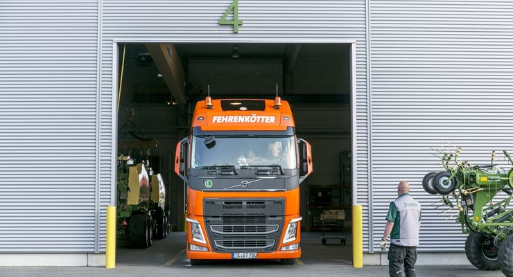 Volvo Fehrenkötter