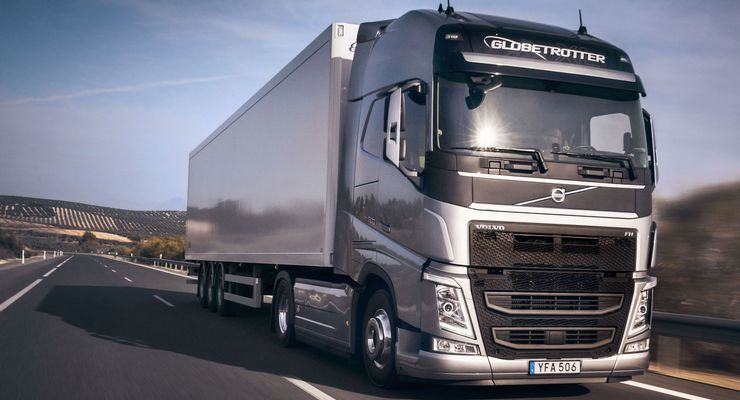 Volvo Trucks FH I-Save