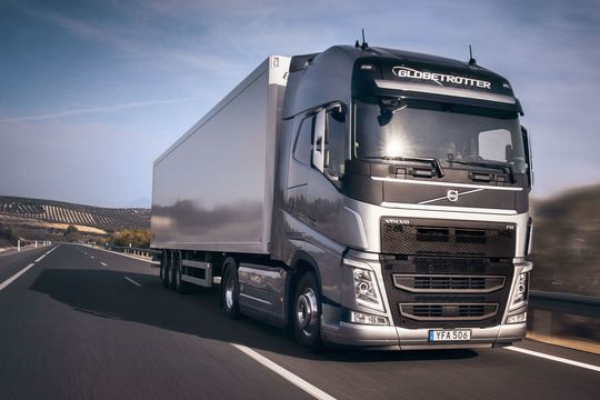 Volvo Trucks FH I-Save