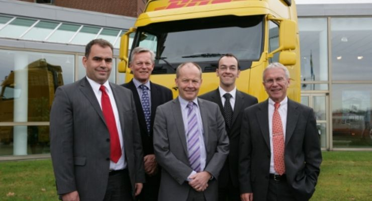 Volvo Trucks verkauft 1.800 Lkw an DHL