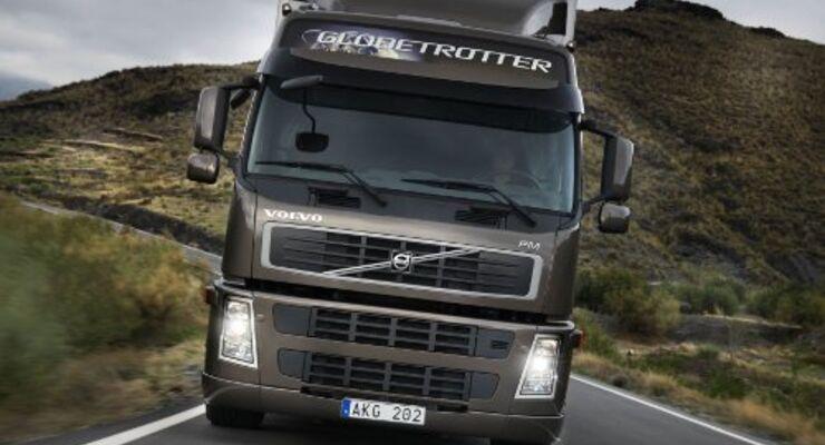 Volvo kommt mit sparsameren Motoren
