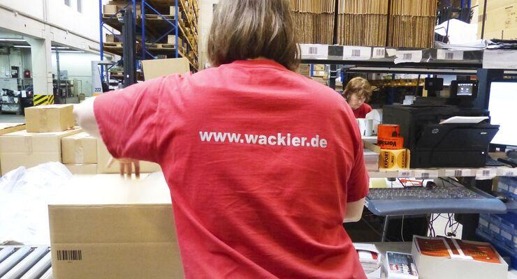 Wackler Spedition & Logistik