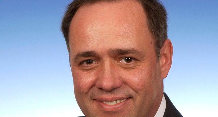 Winfried Krause Vorstand Finanzen und IT Volkswagen Nutzfahrzeuge